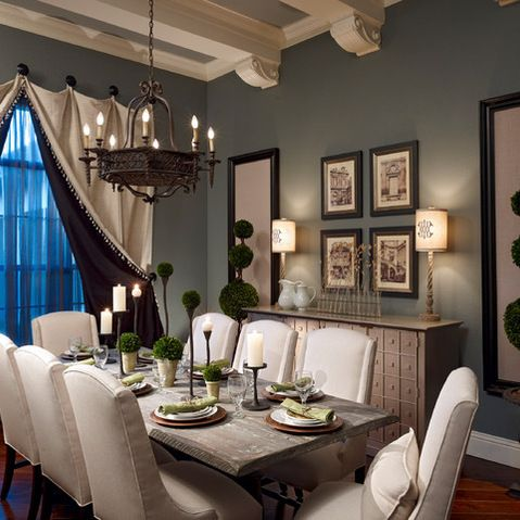Check Drapes Design Ideas, Pictures, Remodel, and Decor - page 17