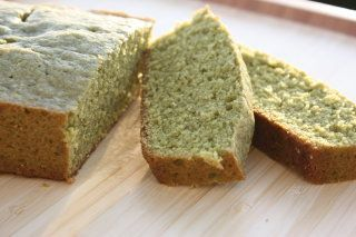 The Grinch Who Stole Christmas: Green Tea Pound Cake