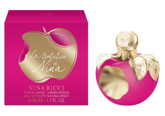 """NINA RICCI """"LA TENTATION DE NINA"""" - The New Fragance 2014."""