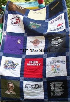 CUSTOM ORDER DEPOSIT for a t shirt quilt memory by ImScrapHappy, $100.00