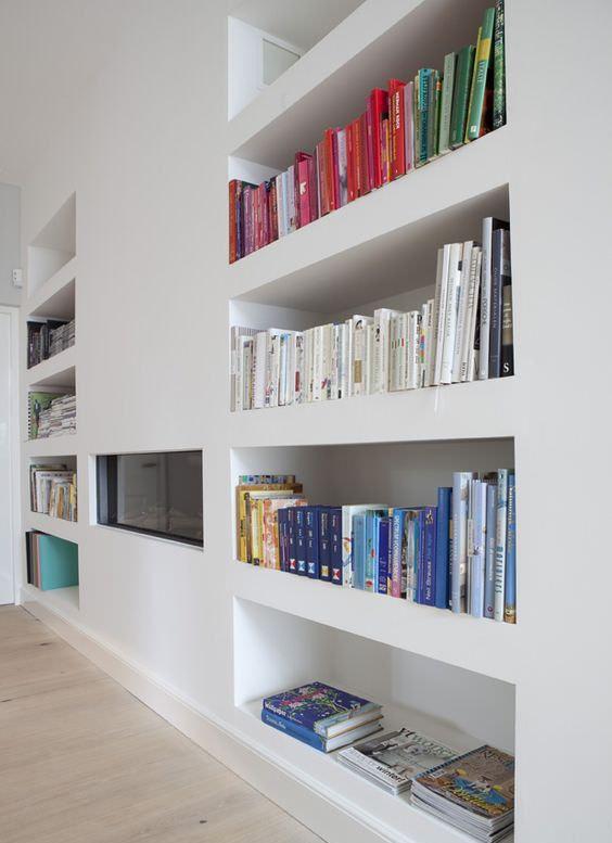 Scaffalature In Cartongesso.Libreria In Cartongesso La Guida Definitiva 2019 Foto