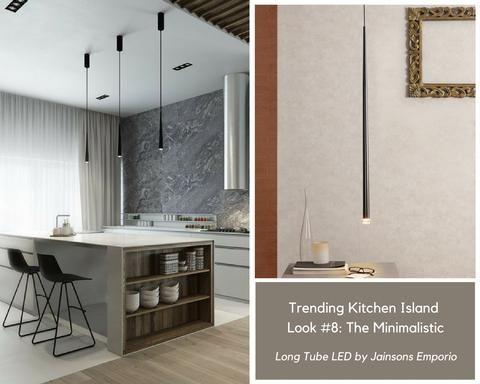Pendants Lights To Design A Pinterest Worthy Kitchen Island