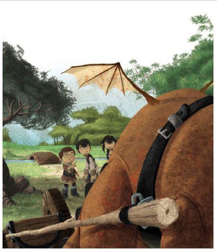 Tenemos una estupenda sorpresa para todos los seguidores de la página de Facebook de Mondragó. Estamos organizando un nuevo sorteo de packs con los libros de nuestro dragón favorito, Cale y sus amigos. ¡Estad atentos!.
