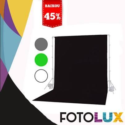 Na Fotolux você encontra tudo para equipar o seu estúdio.  Confira: http://bit.ly/1pH8BZR