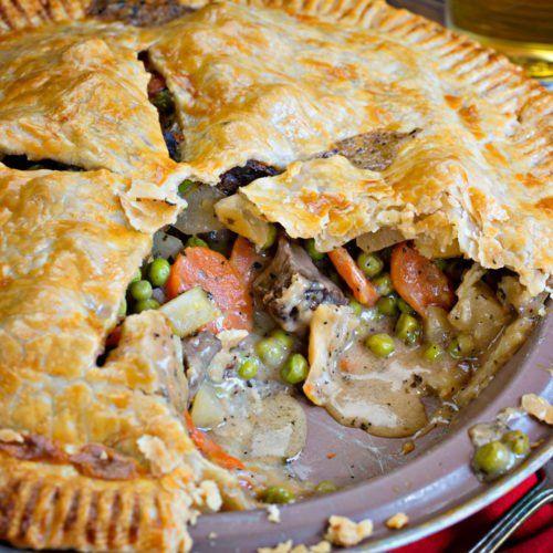 Beef Pot Pie Recipe Beef Pot Pies Beef Pot Pie Recipe Pot Pies Recipes