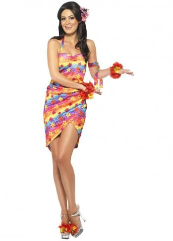 Beach party outfit idea | hawaiicinco-0 | Pinterest | Party outfits Hawaiian parties and Girl ...