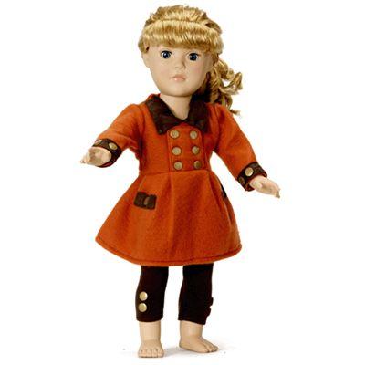 Town Coat on Emily Rose website