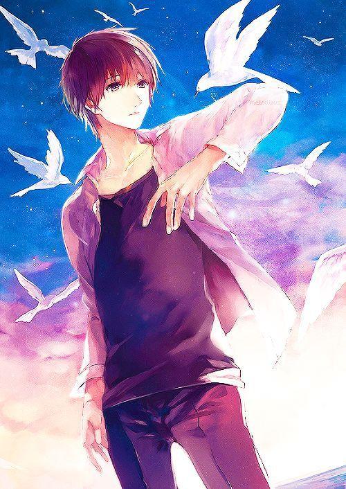 أكبر مكتبة صور أنمي Anime Cute Anime Guys Anime Art