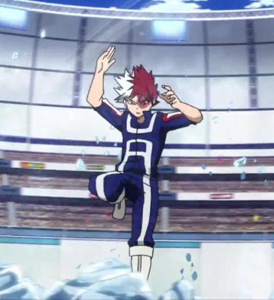 Bnha Screenshot Tumblr My Hero Academia Manga My Hero Academia Shouto Hero Academia Characters