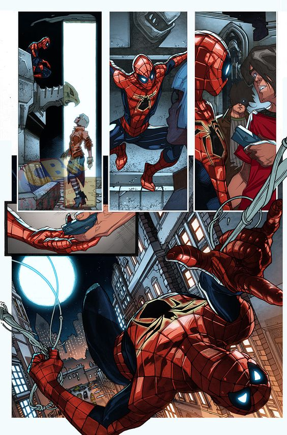 amazing spider man 555 cbr forum