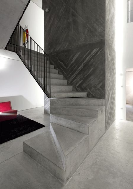 Área Visual: Pedra Liquida. Estudio de arquitectura