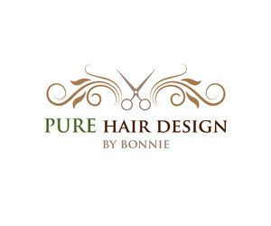 Logo Design for Luxurious and Organic trending hair salon looking for a design  by menangan