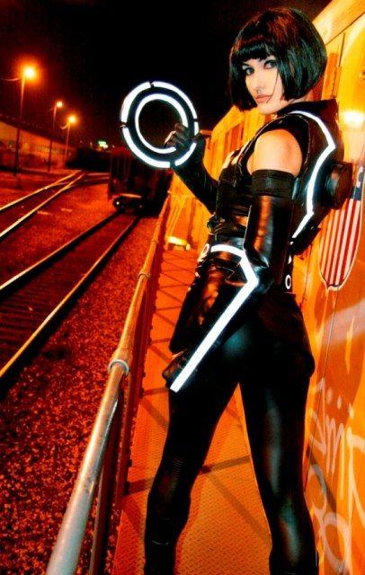 Tron Legacy:  Quorra