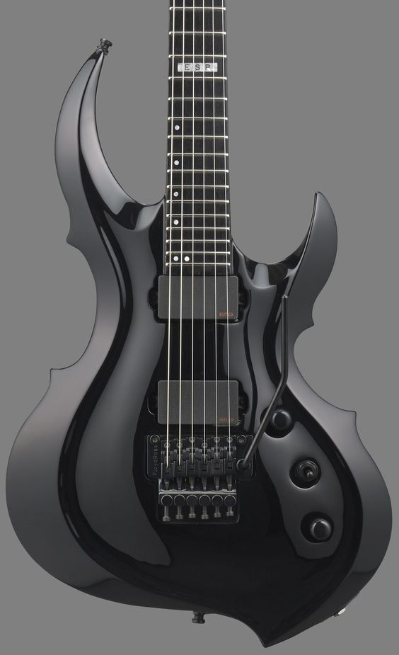 Futuristas la guitara.