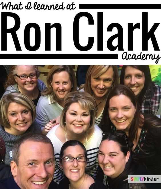 I Was Here, Ron Clark And Clarks
