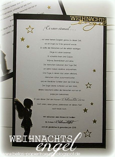 weihnachtsengel gedicht text unter zitate pinterest. Black Bedroom Furniture Sets. Home Design Ideas