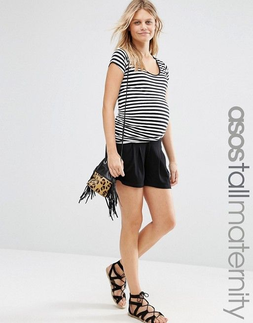 ASOS Maternity | ASOS Maternity TALL - Short plissé