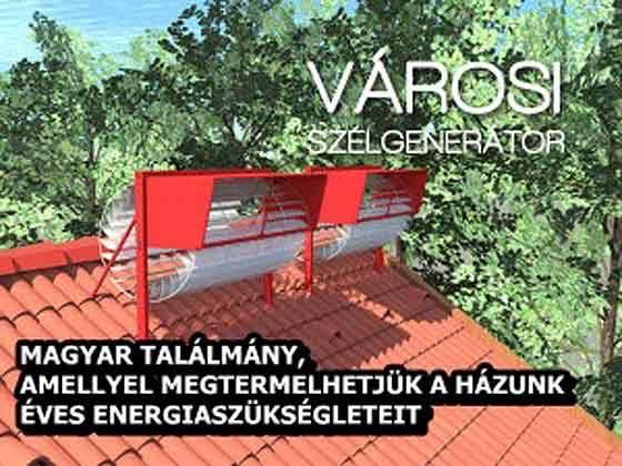 MAGYAR TALÁLMÁNY, AMELLYEL MEGTERMELHETJÜK A HÁZUNK ÉVES ENERGIASZÜKSÉGLETEIT | Világom.hu