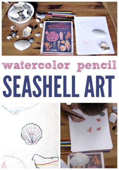 Beach fun, The beach and Watercolors on Pinterest