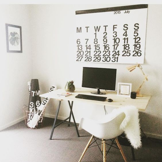 How's this for an inspiring work space? This is the desk of Blogger and Interior Designer @melissa_lunardon #mydeskrocks  Show us your desk with the hashtag #mydeskrocks and be sure to tag @shewillshinebiz  and @thetenantcompany
