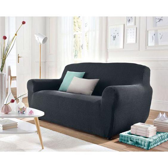 La redoute Housse extensible pour fauteuil et canapé (42€)