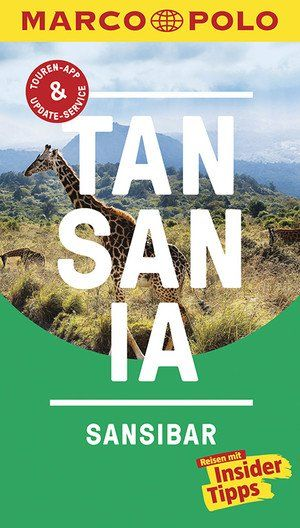 Tansania MARCO POLO Reiseführer