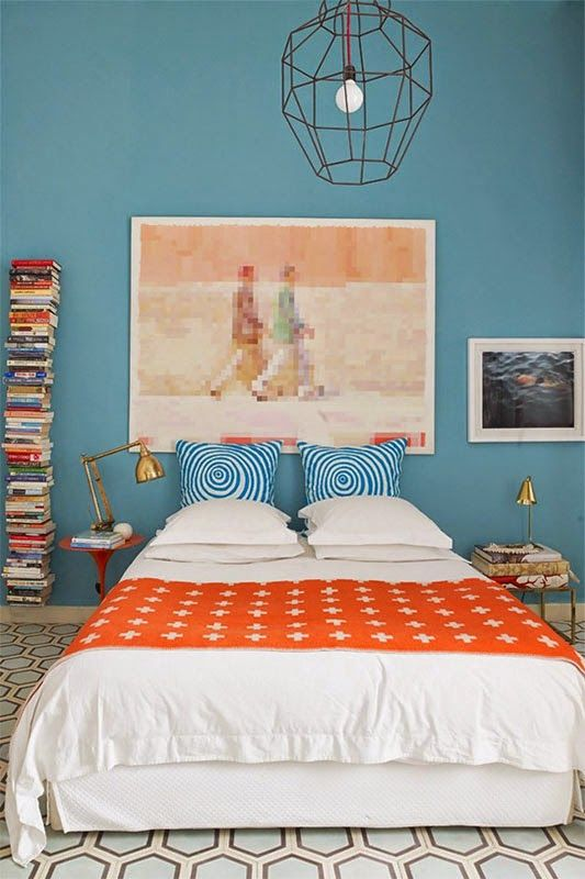 30 inspirations déco pour la chambre | Nooks, Inspiration and Plaid