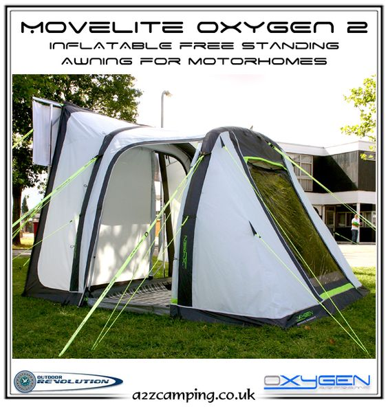 2014 Movelite Oxygen 2 Drive Away Inflatable Motorhome