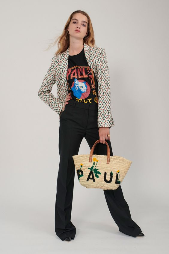 Paul & Joe Resort 2019 Paris Collection - Vogue