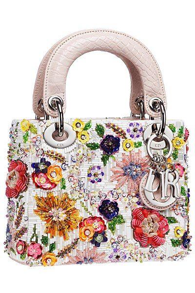 Color fashion Glam                                                                 Dior bag