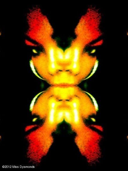 STAREE Miss Dyamonds: my butterfly