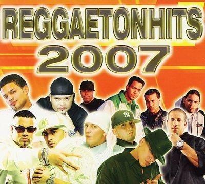 Various - Reggaetonhits 2007