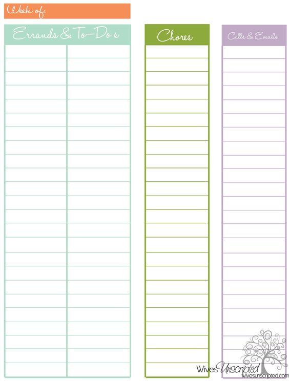 House charts
