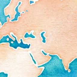 maps.stamen.com / watercolor