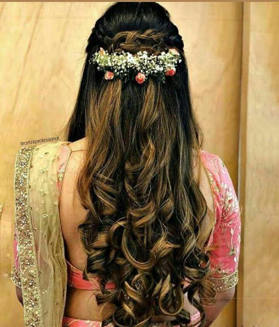 70 Long Hairstyles For Women Wedding In 2020 In 2020 Hair Styles Long Hair Styles Engagement Hairstyles
