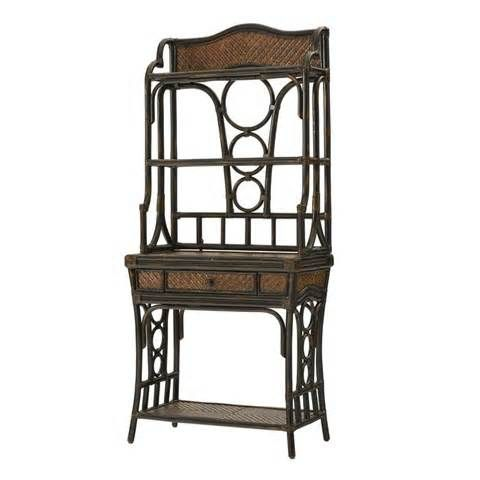 Image detail for pheasant run bakers rack by ashley - Ashley furniture pheasant run bedroom set ...