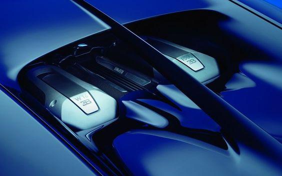 Bugatti revela o Chiron, novo superesportivo de R$ 10,5 milhões - Home - iG