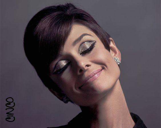 Sabrina, Marina e Thais falam sobre 5 lições de make com: Audrey Hepburn! no Coisas de Diva, seu blog de maquiagem, beleza e moda de Curitiba.