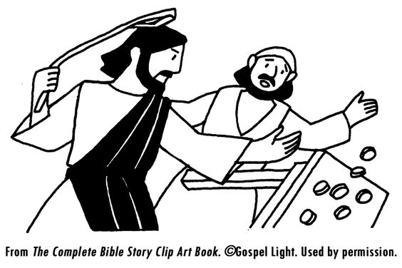 Jesus And Moneychangers Teaching Resources