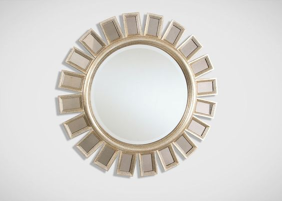 Multi-Paned Mirror