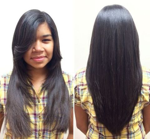 black natural hairstyles for work : 80 Cute Layered Hairstyles and Cuts for Long Hair Hair, Hairstyles ...