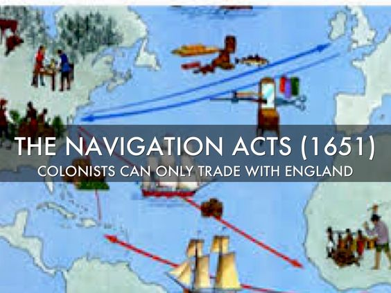 first navigation act 1651 - Google Search