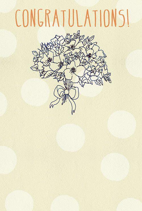 Idea Online 卒業 メッセージ 花のポスター メッセージカード