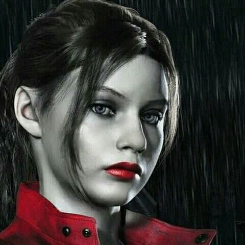 Beautiful Claire Resident Evil Resident Evil