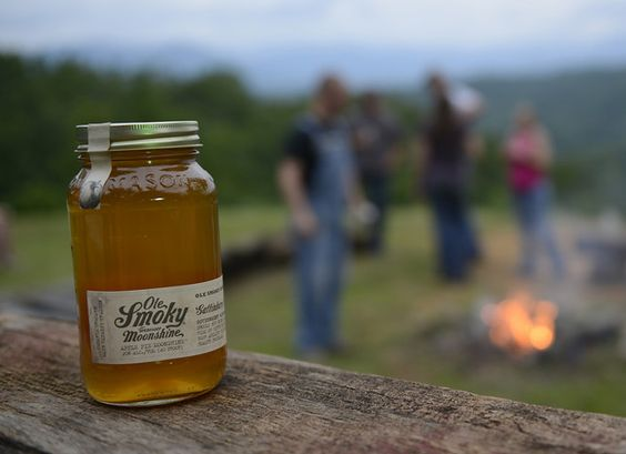 Ole Smoky Tennessee Moonshine | Cool Material