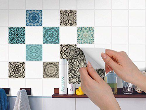 Stickers Carrelage Cuisine Mosaique