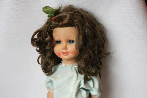 Duza Lalka Vintage Zabki Geste Wlosy 7547612484 Oficjalne Archiwum Allegro Hair Styles Hair Beauty
