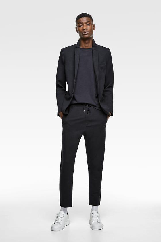 nouvelle collection pantalon zara homme