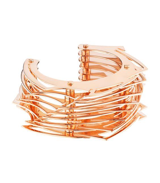 Lynn Ban Large Throwing Star Cuff #tiffany tiffany mens bracelets silver