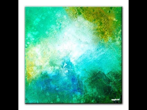 Five Minutes Underwater Background Abstract Painting Techniques Youtube Abstract Painting Techniques Abstract Painting Abstract